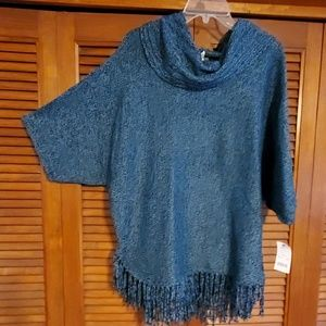 NWT NY collection sweater